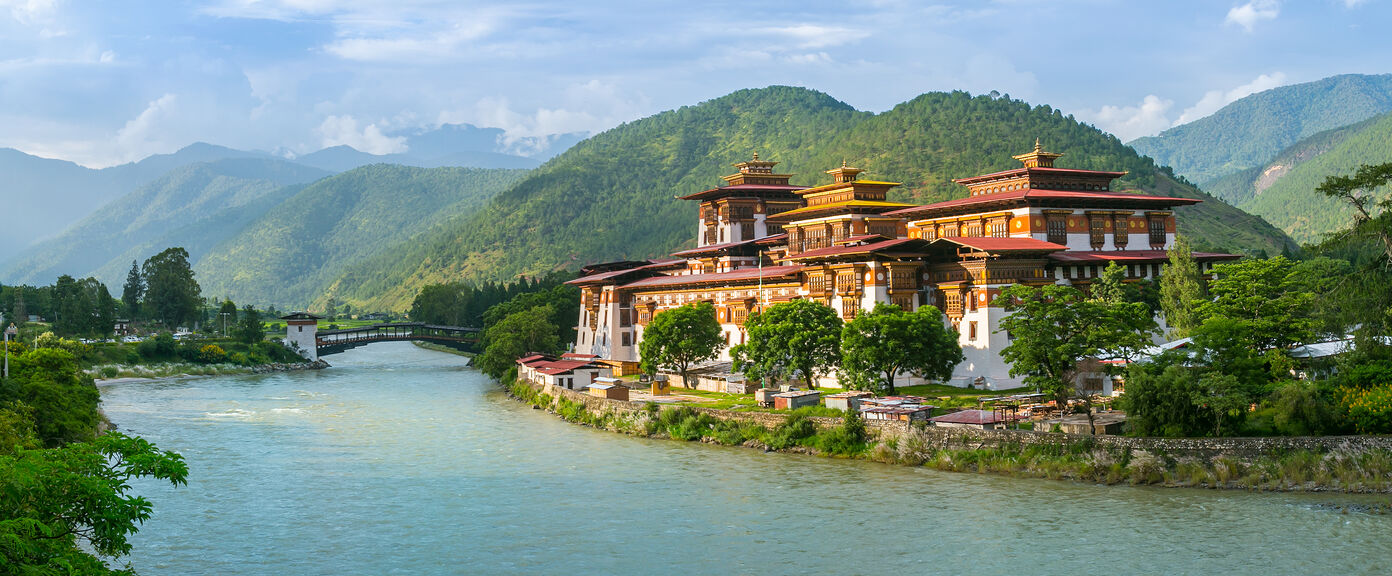 Experience Bhutan with Aman Resorts
