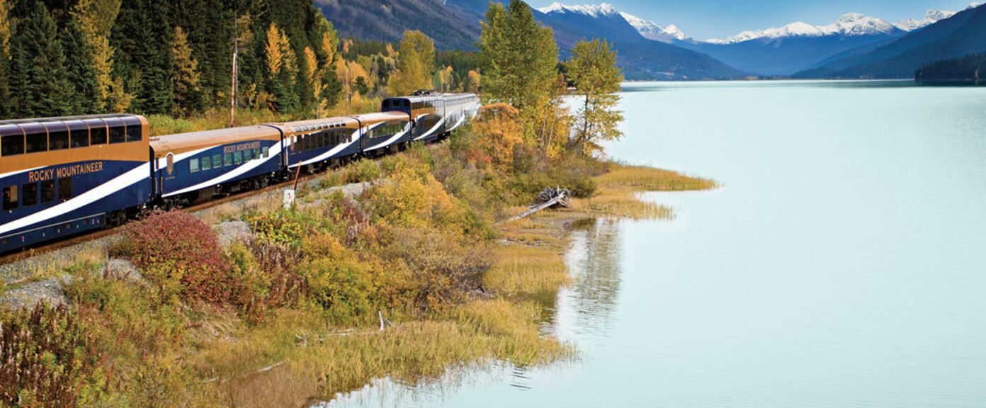 Luxury Rail Travel