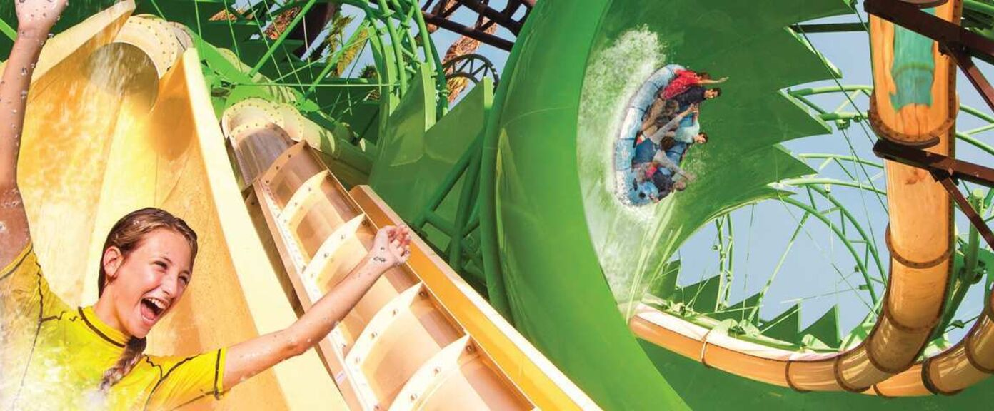 Water Parks & Theme Parks