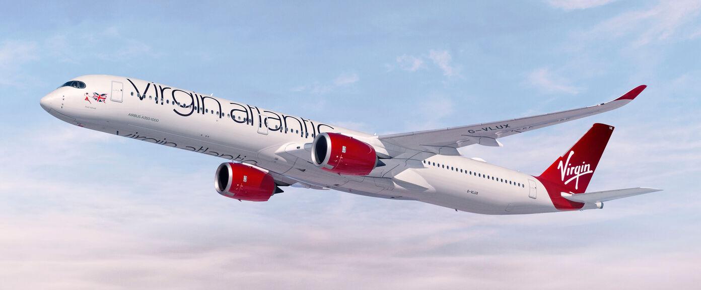 Virgin Atlantic and Delta