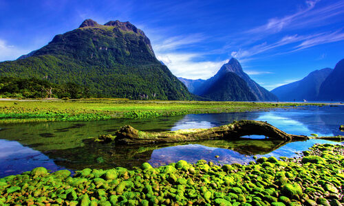 New Zealand Lakes & Mountains