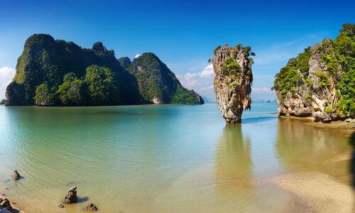 Khao Lak & Phang Nga Bay