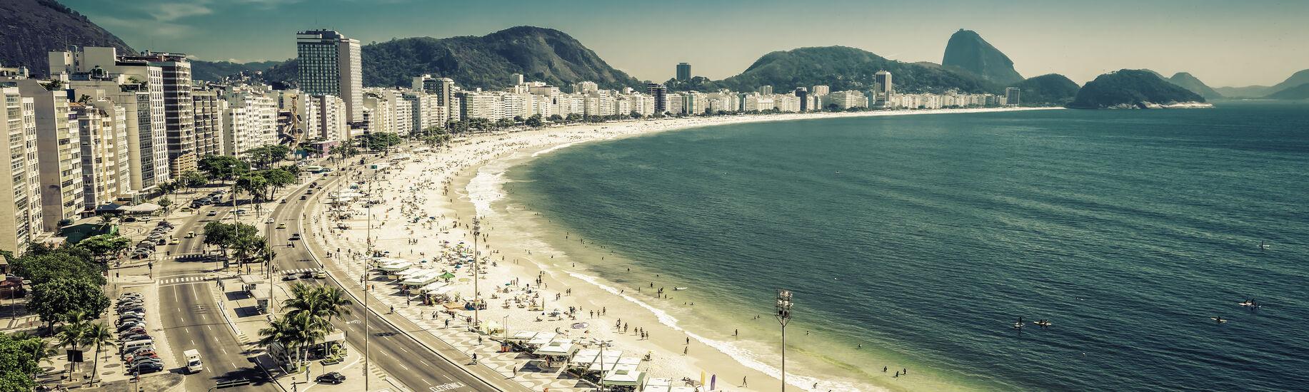 Brazil Beach Hero