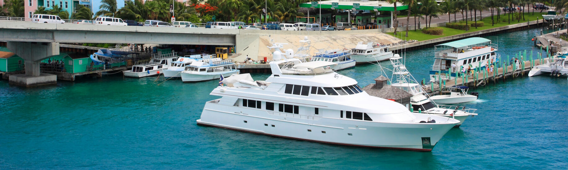 The Bahamas Yacht