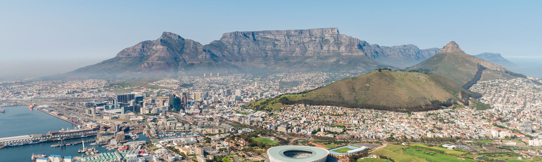 SOUTH AFRICA CITY