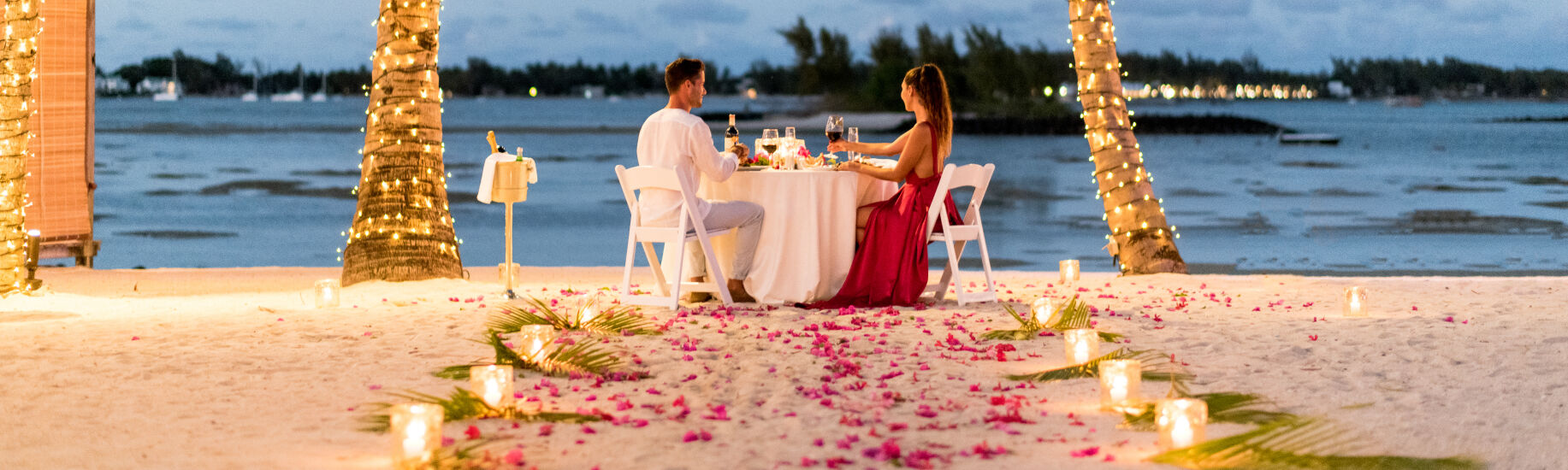 Romance in the Indian Ocean Huvafen Fushi