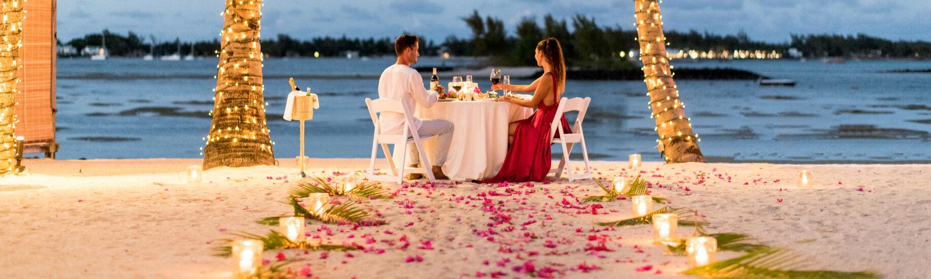 Romance in the Indian Ocean Huvafen Fushi