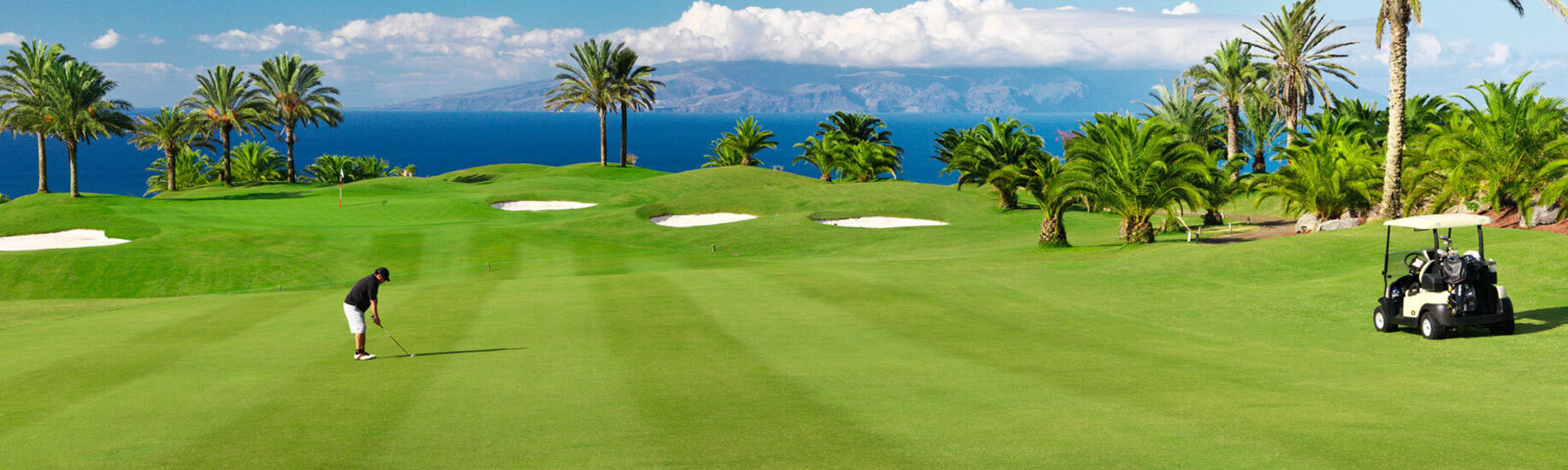 Luxury Golf Holidays