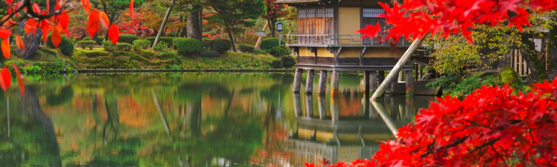 Kanazawa and the Ishikawa Prefecture