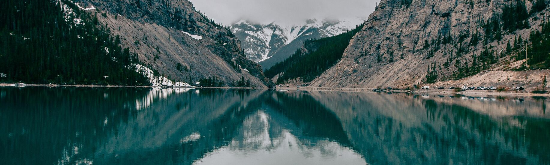 Lakes & Mountains