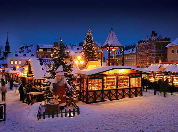 CHRISTMAS MARKETS LATE AVAILABILITY