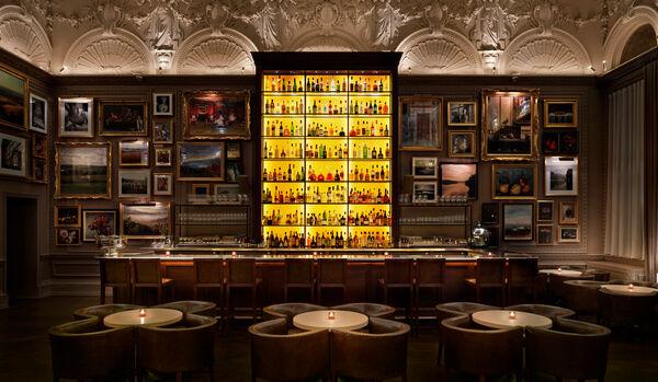 Berners Tavern Bar