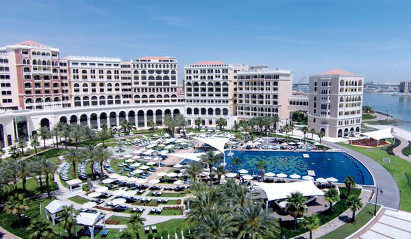The Ritz-Carlton, Abu Dhabi Exterior