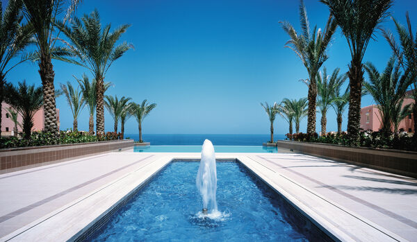 Al Husn Hotel Gardens and Pool