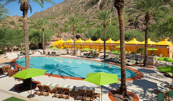 Canyon Suites Pool