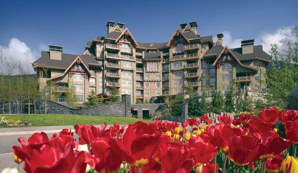 Hotel Exterior Summer