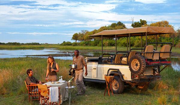Private Dining On Safari