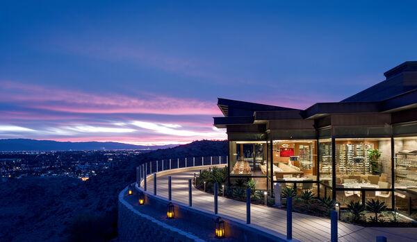 The Edge Steakhouse - Exterior View