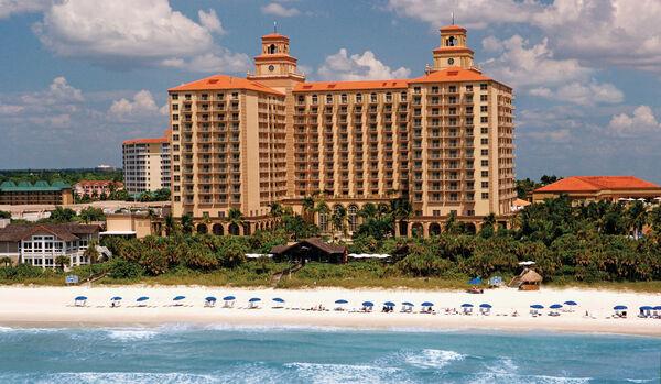 The Ritz-Carlton, Naples Exterior And Beach