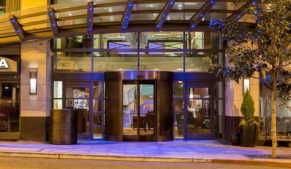 Hotel 1000 Exterior