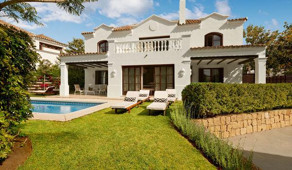 Five Bedroom Villa Exterior
