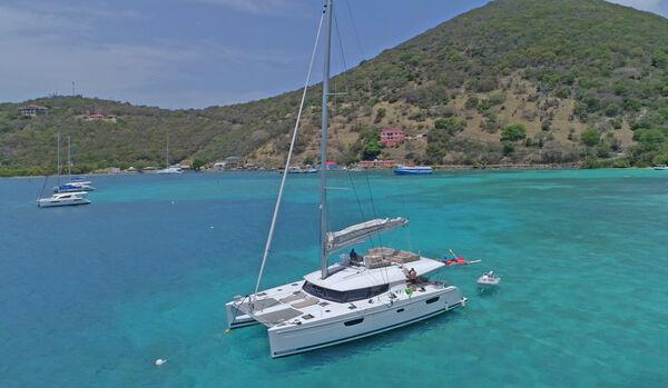 Ipanema 58 Yacht