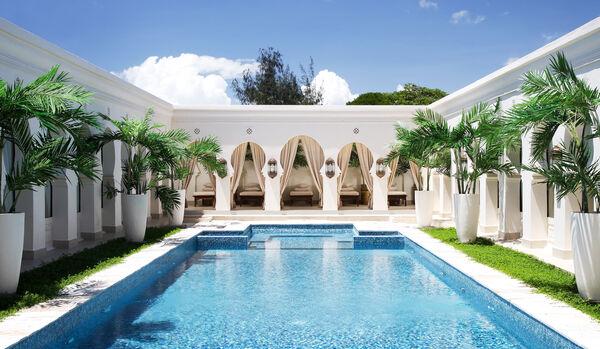Frangipani Spa Pool