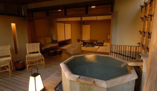 Suzukake Tatami Room
