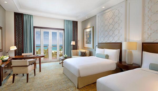 Twin Deluxe Ocean View Room