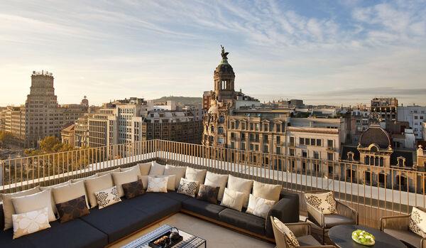 The Penthouse Suite - Terrace