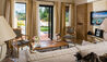 Terre Blanche Hotel Spa Golf Resort : Mediteranee Villa Living Room And Terrace
