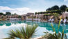 Terre Blanche Hotel Spa Golf Resort : Panoramic View Of Swimming Pool
