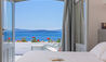 Andronis Boutique Hotel : Elegant Suite Bedroom With View