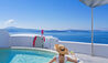 Andronis Boutique Hotel : Executive Suite With Plunge Pool