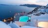 Andronis Boutique Hotel : View Over Rooftops To Lauda Restaurant