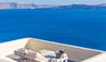 Canaves Oia Suites : Private Patio