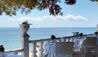 Danai Beach Resort & Villas : Andromeda Restaurant Terrace