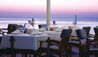 Porto Elounda GOLF & SPA RESORT : Nafsika Restaurant - Outdoor Dining