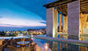 The Romanos, a Luxury Collection Resort, Costa Navarino : Anax Lounge - Terrace
