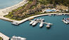 Sani Asterias : Aerial View Of Resort & Marina