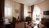 Villa Orsula : Royal Suite Living Room