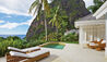 Sugar Beach, A Viceroy Resort : Superior Luxury Cottage