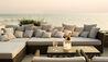 Sani Dunes : Sani Dunes - Outside Lounge