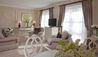The Merrion : Garden Wing Suite Living Room