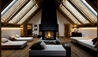 The Alpina Gstaad : Panorama Suite
