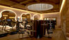 The Alpina Gstaad : Six Senses Spa - Fitness Studio