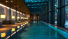 The Chedi Andermatt : Indoor Pool