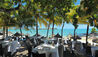 Royal Palm Beachcomber Luxury : Le Bar Plage Restaurant