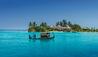 Four Seasons Resort Maldives at Kuda Huraa : DHONI to island spa