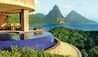 Jade Mountain : Galaxy Sanctuary Suite